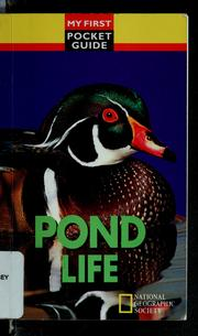 Cover of: Pond life