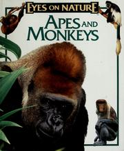 Cover of: Apes and Monkeys (An Eyes on Nature Book)