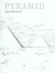 Cover of: Pyramid (We the people) | David Macaulay
