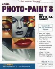 Cover of: Corel PHOTO-PAINT 8