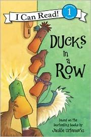 Cover of: Ducks in a row | Jackie Urbanovic