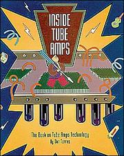 Cover of: Inside tube amps | Dan Torres