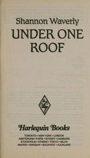 Cover of: Under One Roof
