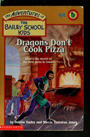 Cover of: Dragons don't cook pizza