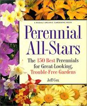 Cover of: Perennial All-Stars | Jeff Cox