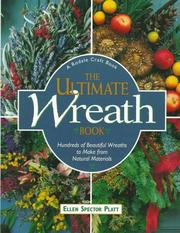 Cover of: The Ultimate Wreath Book | Ellen Spector Platt