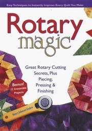 Cover of: Rotary Magic