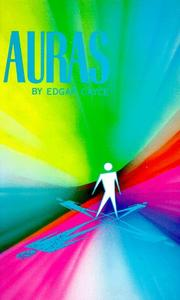 Cover of: Auras