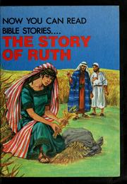 Cover of: the story of Ruth | Leonard Matthews