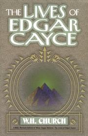 Cover of: The lives of Edgar Cayce