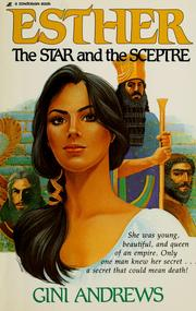 Cover of: Esther: The star and the sceptre