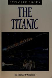 Cover of: The Titanic