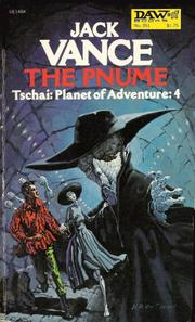 Cover of: The Pnume (Planet of Adventure, Vol. 4)