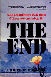 Cover of: The end | Larry Ephron