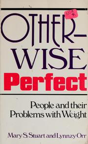 Cover of: Otherwise perfect