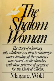 Cover of: The shalom woman