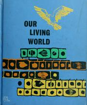 Cover of: Our living world