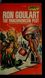 Cover of: The Panchronicon Plot