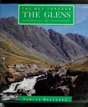 Cover of: The Way Through the Glens | Hamish MacInnes