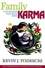 Cover of: Family karma