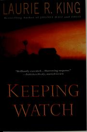 Cover of: Keeping watch