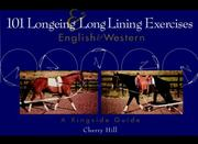 Cover of: 101 Longeing and Longlining Exercises