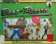 Cover of: Beat the record | Harrison, James