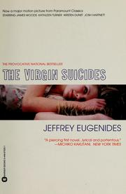 Cover of: The virgin suicides | Jeffrey Eugenides