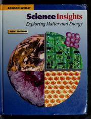 Cover of: Science insights