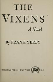 Cover of: The Vixens