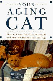 Cover of: Your aging cat | Kim Campbell Thornton