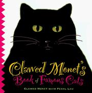 Cover of: Clawed Monet's book of famous cats