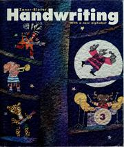 Cover of: Handwriting with a new alphabet
