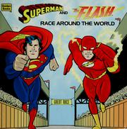 Cover of: Superman and the Flash race around the world