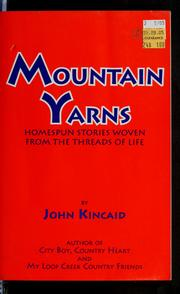 Cover of: Mountain Yarns