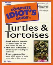Cover of: The complete idiot's guide to turtles & tortoises