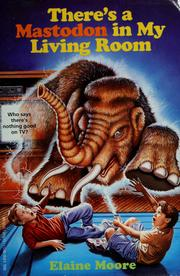 Cover of: There's a Mastodon in My Living Room