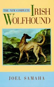 Cover of: The new complete Irish wolfhound