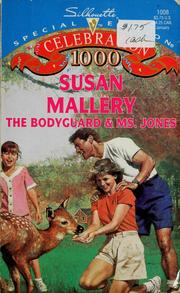Cover of: Bodyguard And Ms Jones