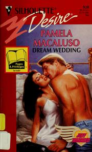 Cover of: Dream Wedding (Just Married)