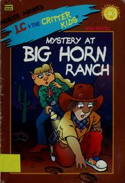 Cover of: Mystery at Big Horn Ranch