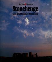 Cover of: Stonehenge and neighbouring monuments | edited by Ken Osborne.