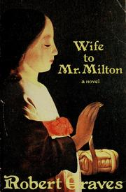 Cover of: Story of Marie Powell, wife to Mr. Milton: the story of Marie Powell