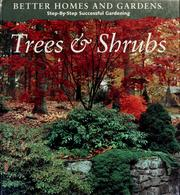 Cover of: Trees & shrubs | Catriona Tudor Erler