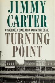 Cover of: Turning point | Jimmy Carter