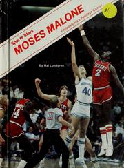 Cover of: Moses Malone | Hal Lundgren
