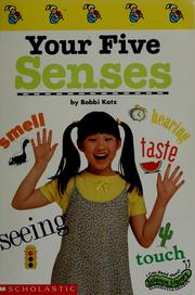 Cover of: Your Five Senses