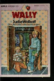 Cover of: Wally | Judie Wolkoff