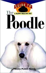 Cover of: The Poodle