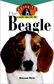 Cover of: The beagle | Roth, Richard
